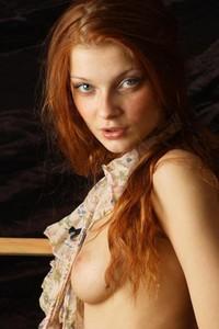 Model Ava in Much Ado 2