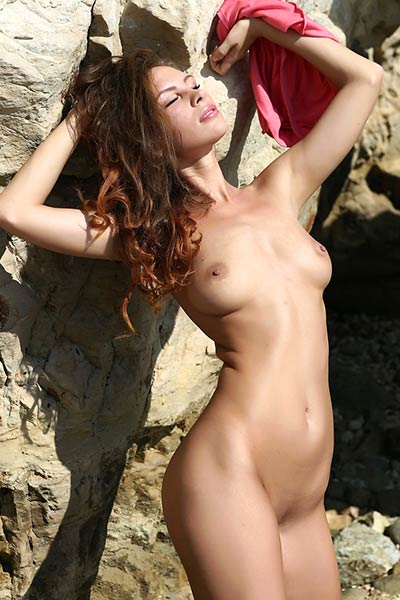 Model Cecelia in Paphos Calling